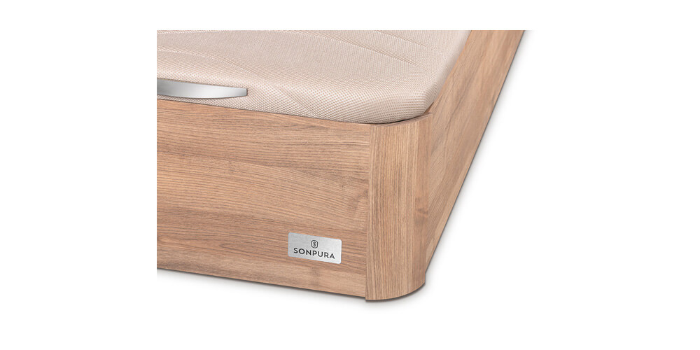 canape sonpura solid detalle exterior