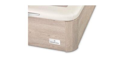 canape sonpura max madera detalle exterior