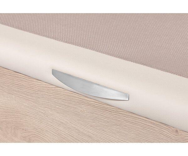 canape sonpura max madera detalle tirador