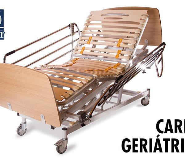 somier geriatrico motorizado