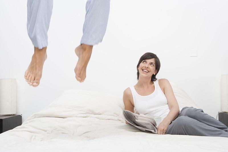 por qué se deforma un colchón