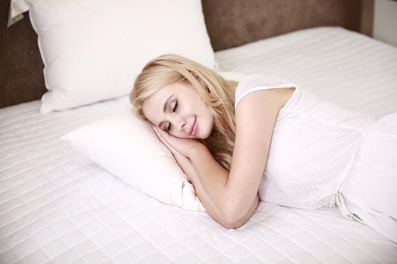 una buena almohada para dormir bien