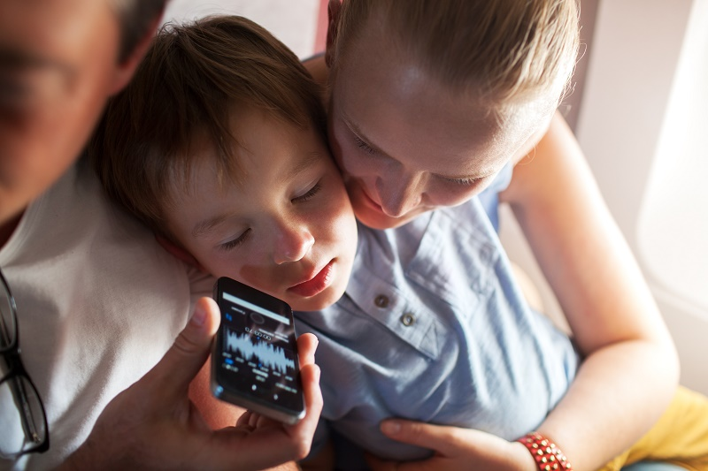como conseguir un descanso completo en los niños